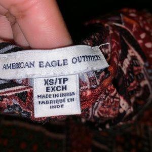 Tribal XS American Eagle dress